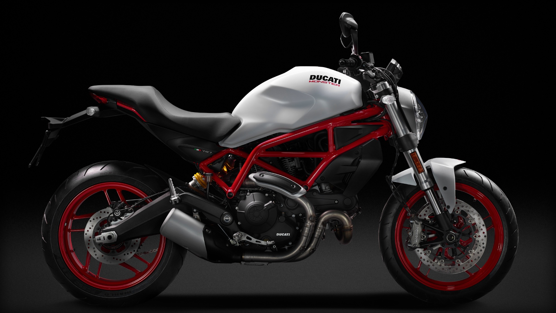 Ducati Monster 797 for sale in Stoke