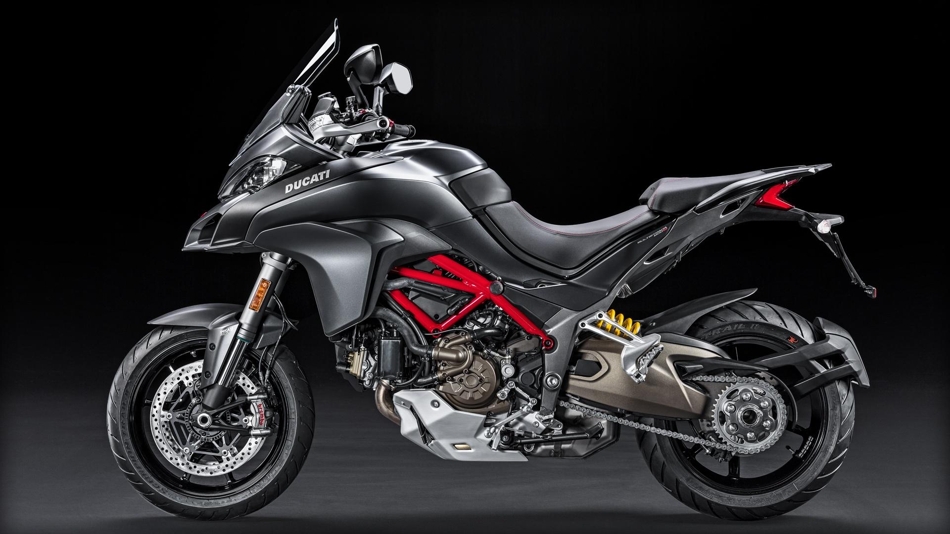 2020 Ducati Multistrada 1260 Pikes Peak Guide • Total