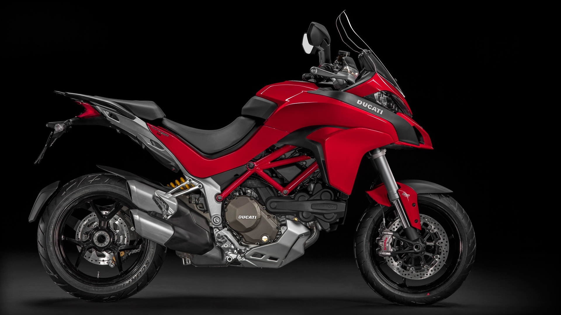 2017 Ducati Multistrada 1200 S D Air for sale at Ducati Stoke, Staffordshire, Scotland