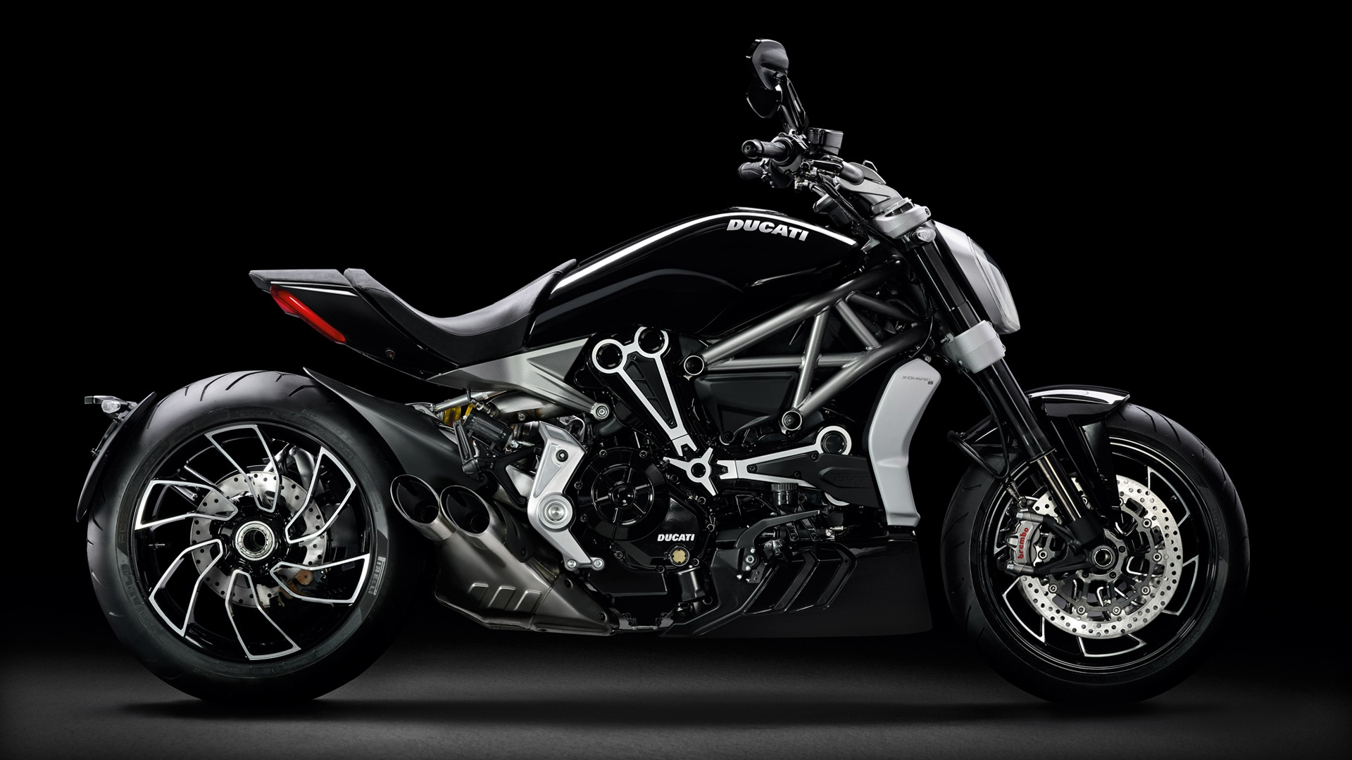 2017 Ducati XDiavel S for sale at Ducati Stoke, Staffordshire, Scotland