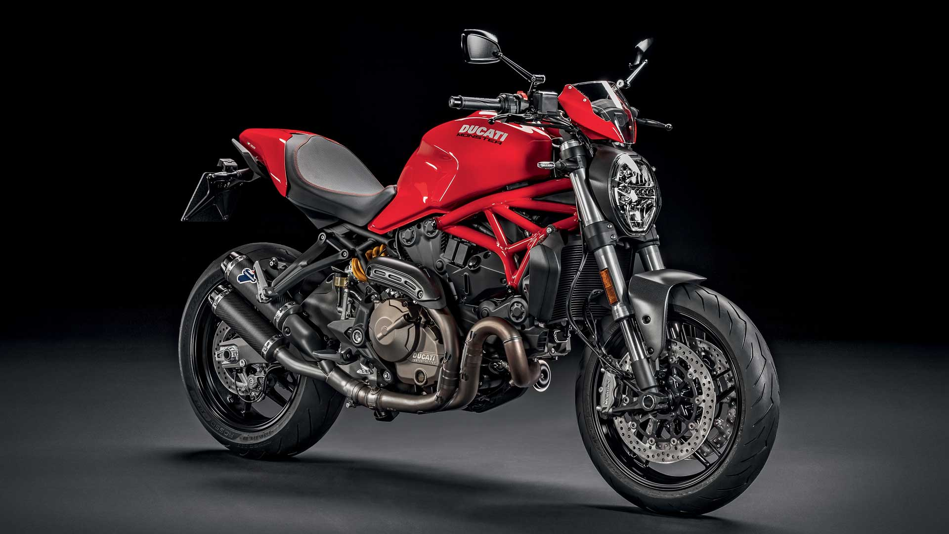 Ducati Monster Abs