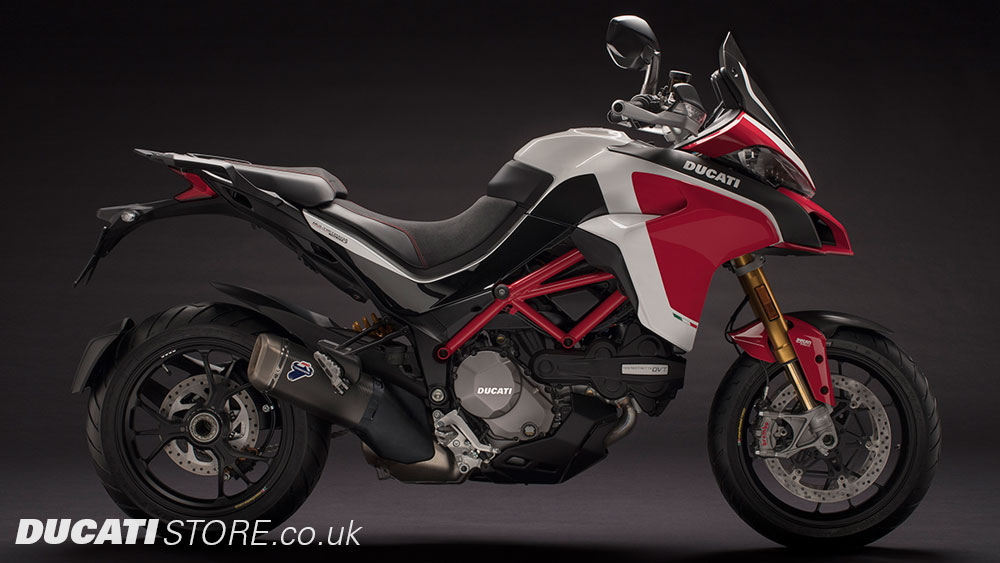 2018 Ducati Multistrada 1260 Pikes Peak for sale at Ducati Stoke, Staffordshire, Scotland