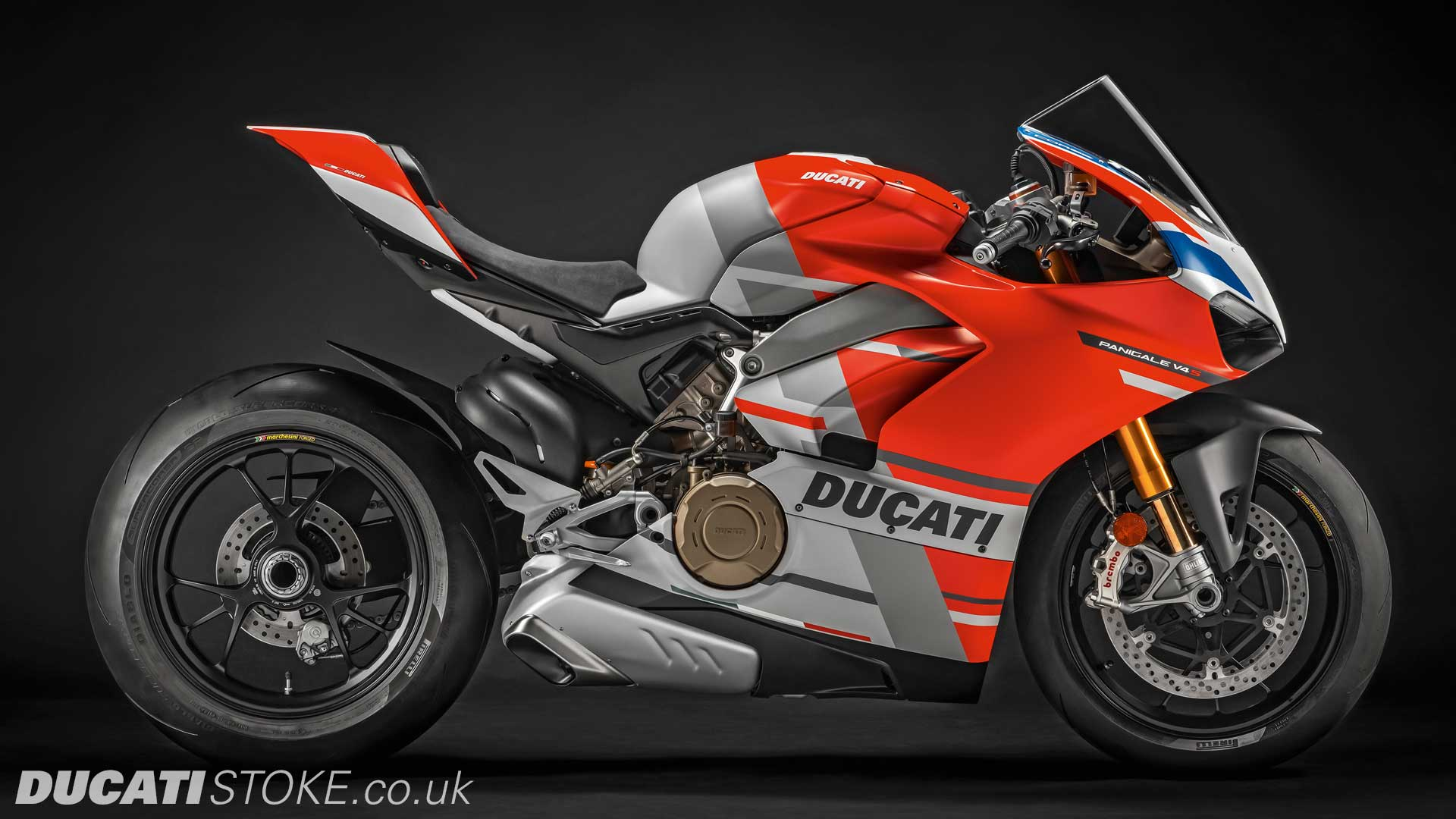 2019 Ducati Panigale V4 S Corse for sale at Ducati Stoke, Staffordshire, Scotland