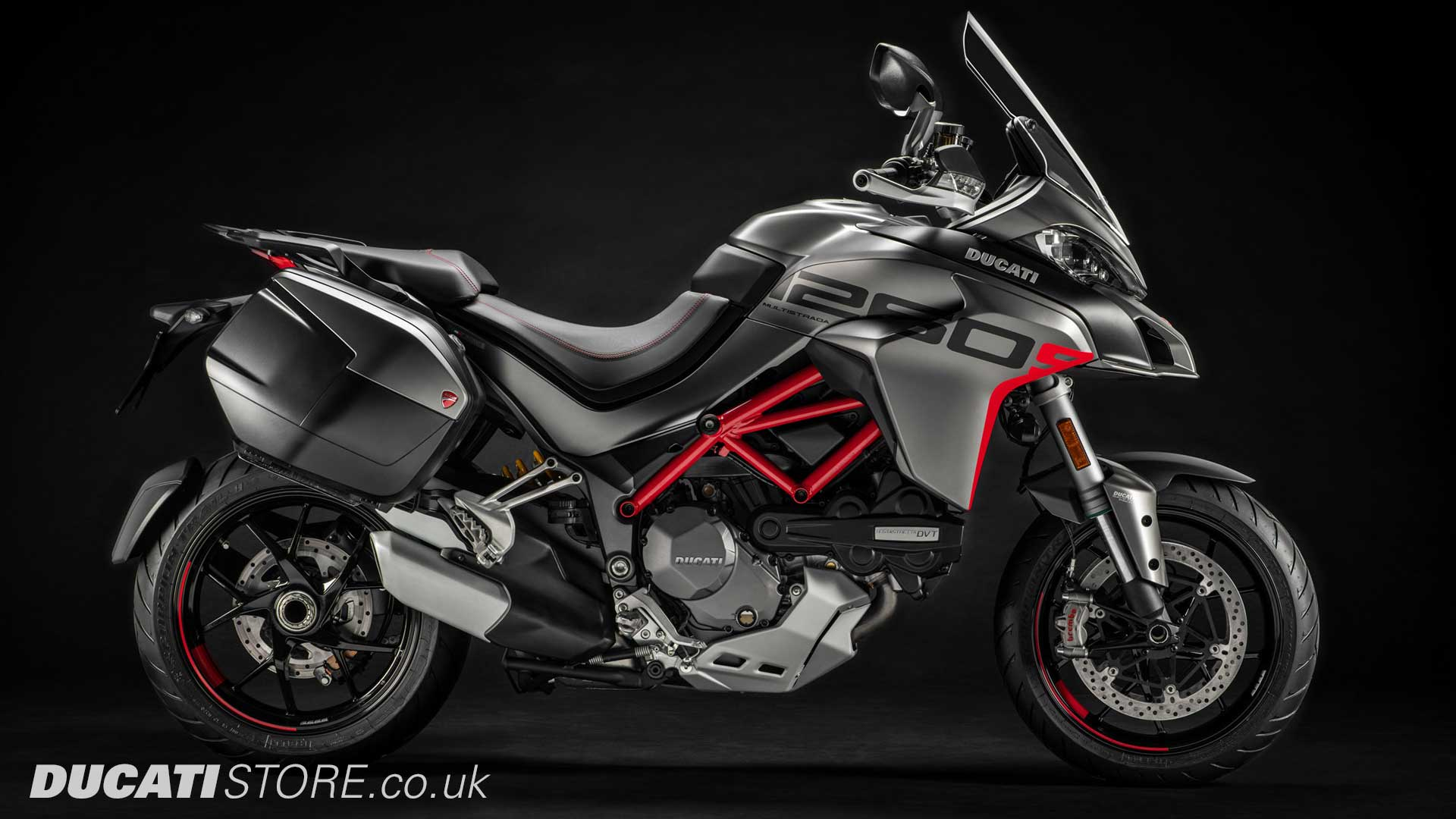 2020 Ducati Multistrada 1260 S Grand Tour for sale at Ducati Stoke, Staffordshire, Scotland