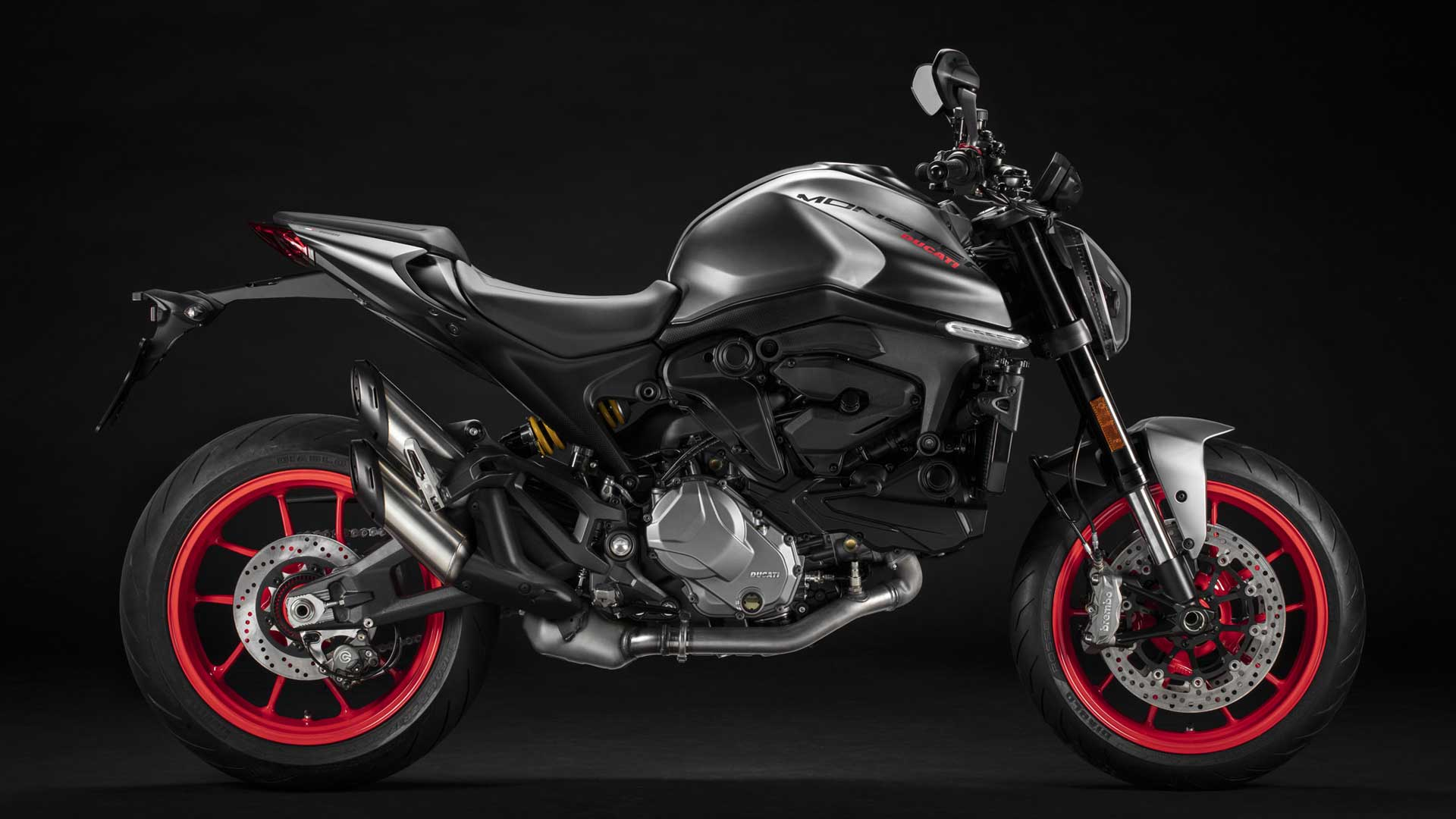 2021 Ducati Monster for sale at Ducati Preston, Lancashire, Scotland