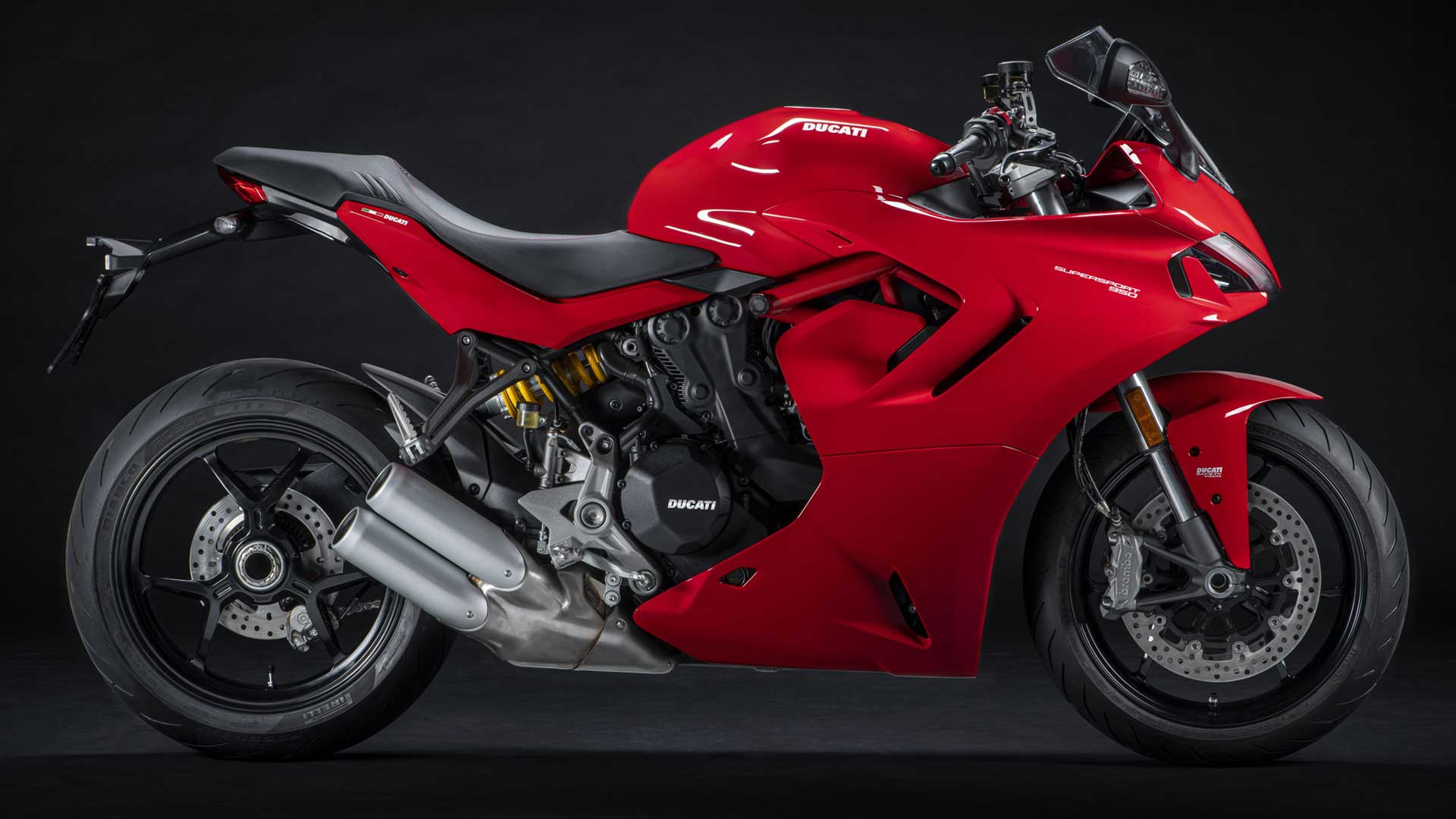 2021 Ducati SuperSport 950 for sale at Ducati Preston, Lancashire, Scotland